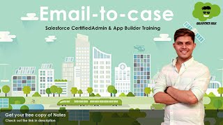 Email to case in Salesforce | Learn Salesforce