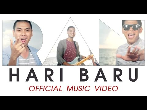 RAN - Hari Baru (Official Music Video HD]