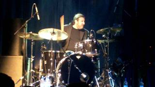 Spin Doctors Live - Aaron Comess Drum Solo - Lemington Spa May 18th 2011
