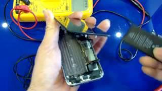 Revivir Bateria Con Conector Iphone 5, Iphone 5s
