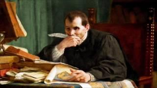 Никколо Макиавелли (1469 -1527) - философ, писатель и политик эпохи Возрождения. Наталия Басовская.
