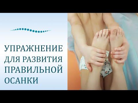 Сколиоз у детей упражнения для спины