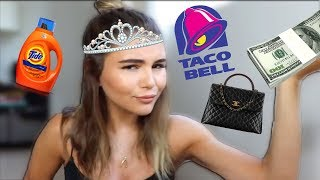 Olivia Jade Trying To Be Relatable For 5 Minutes Straight