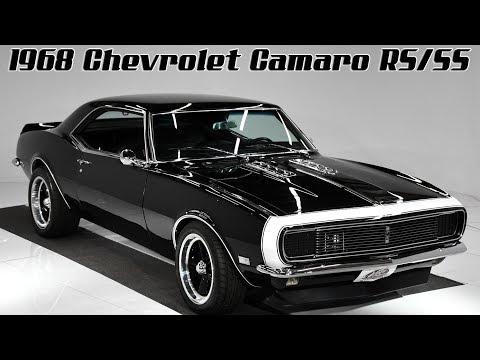 Video of '68 Camaro - QI2Q