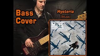 Gambar cover Muse - Hysteria - Bass Cover