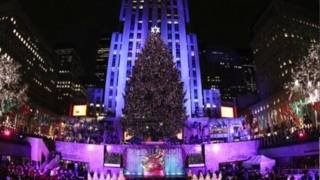 Christmas in New York City performed by The Wizards of Winter sung by Michael Clayton Moore