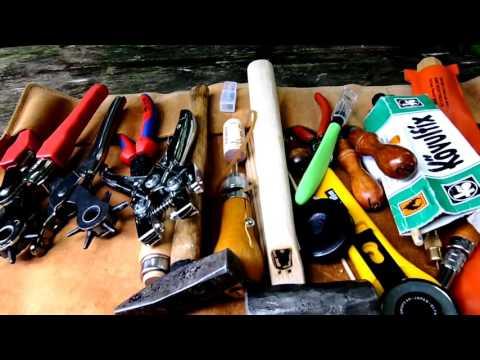 Die 10 schönsten Werkzeugtaschen
