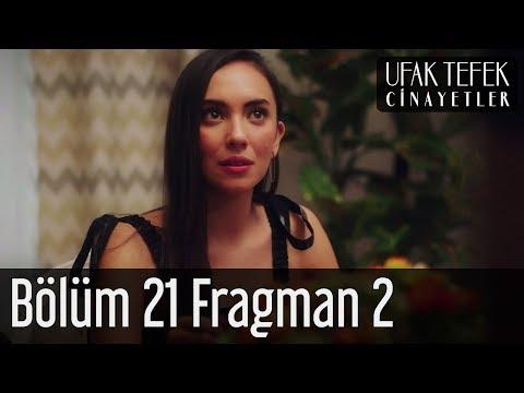 Ufak Tefek Cinayetler 21. Bölüm 2. Fragman