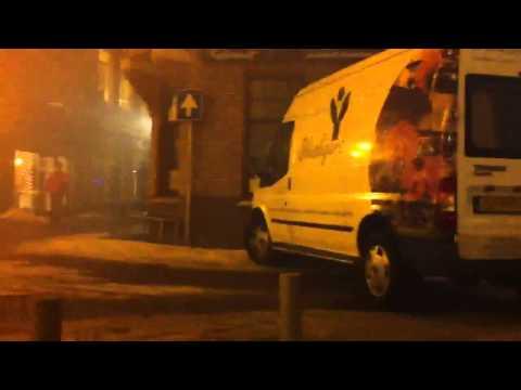 Vuurwerkshow Boxmeer