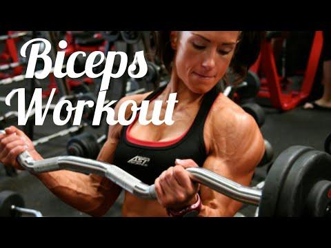 Biceps Workout | Muscle Woman | Fitness Model | Bodybuilding Motivation | IFBB | Sports Girls | FBB