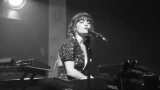 Angus and Julia Stone - Chocolates & Cigarettes - Bruxelles 24-11-2014