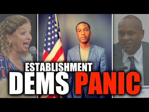 Leftist Zoomer Candidate Forces Florida Dems to Trot Out Wasserman Schultz (w/ Elijah Manley)