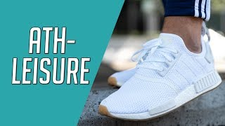 How To Wear ATHLEISURE The Right Way || Adidas Lookbook