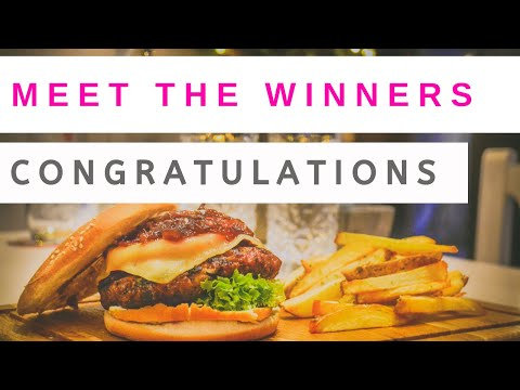 Winner Announcement Ramadan Special with HUMA by (HUMA IN THE KITCHEN)