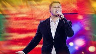 """Valdas Macko atliko dainą """"Stay tonight"""" (2016) Eurovision Song Contest"""