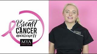 MYA | How to Perform a Self-Breast Exam (Breast Cancer Awareness)