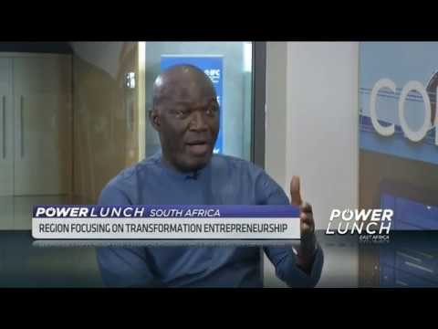 CNBC Africa – Power Lunch (Afrique du Sud) : Entretien de M. Ibrahima Cheikh Diong-CEO ACT