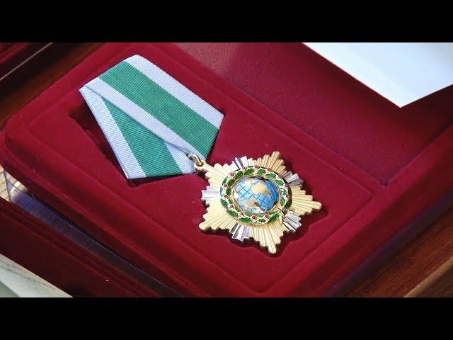 Медали к юбилею Приангарья