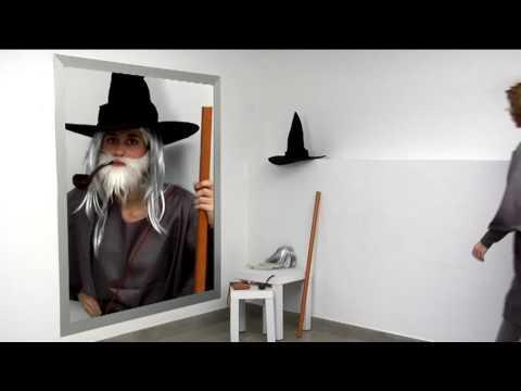 Cómo elaborar un disfraz de Gandalf