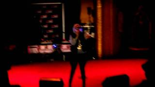 "Chrisette Michele ""I'm a Star"" Live at The Paradise Theater NYC 12/28/10"