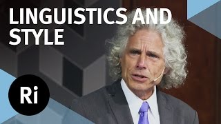 Linguistics, Style and Writing in the 21st Century - with Steven Pinker