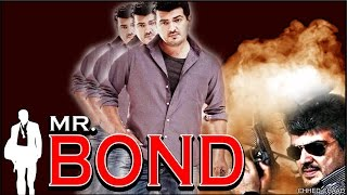 Mr Bond Hindi Dubbed Movie  Thala Ajith In Young Avatar  Ajith Manthra