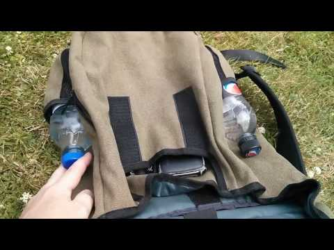 Review: 7.5W Solar Rucksack Backpack from Banggood
