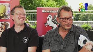 Die PEGASUS SPIELE im Interview: Karsten Esser und Andreas Finkernagel