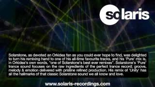 Orkidea - Unity (Solarstone Pure Mix)