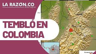 Fuerte sismo sacudió a varias regiones del país