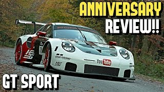 ONE YEAR ANNIVERSARY of GT SPORT!! (Retrospective & Review)
