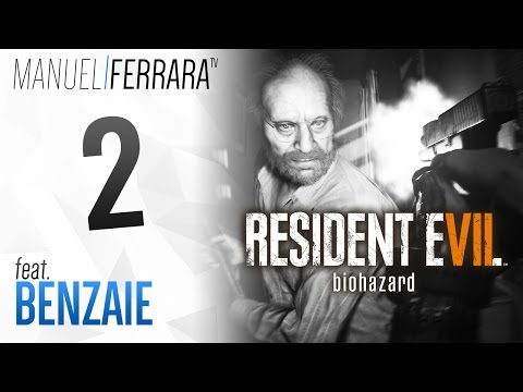 Resident Evil 7 - Highlights #2 avec Benzaie