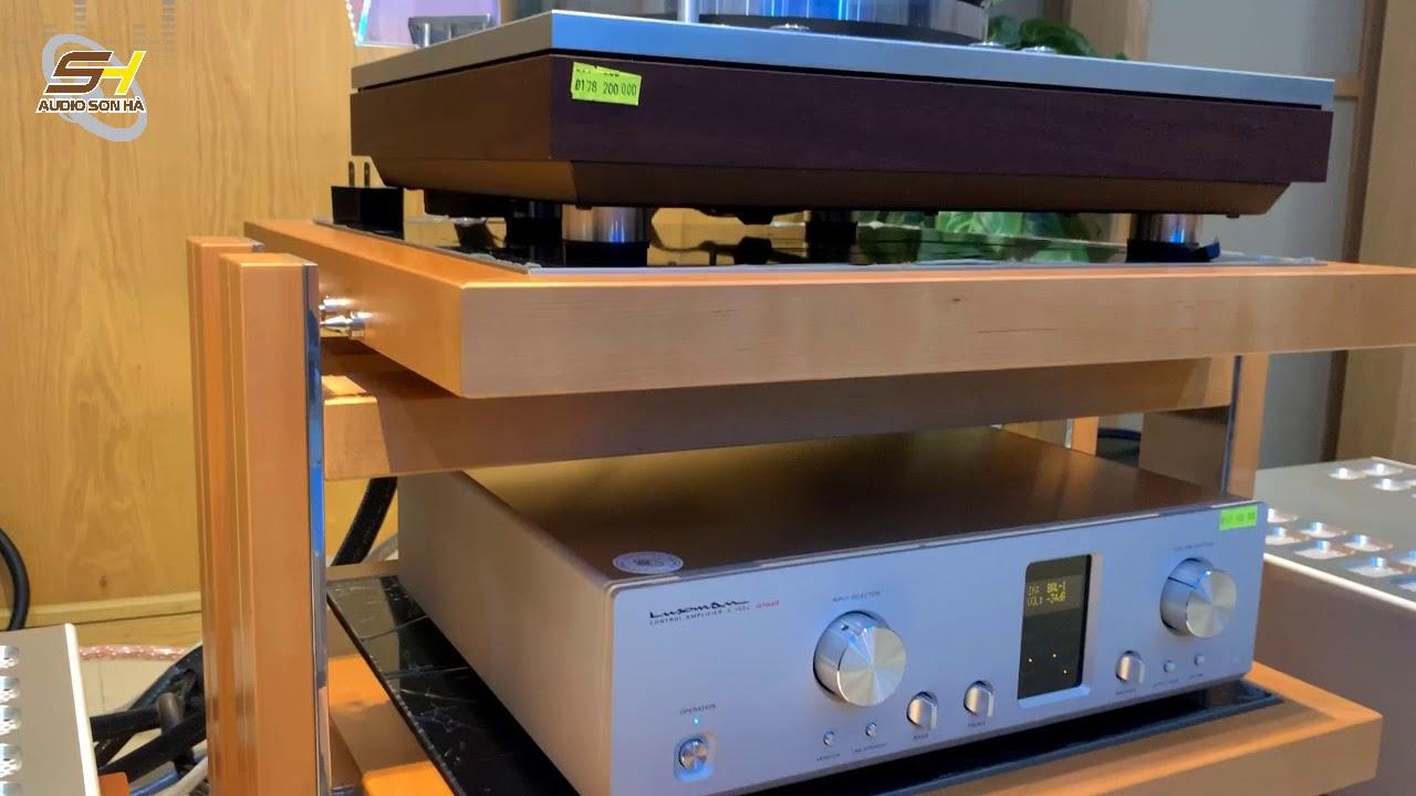 Hi End Testlab | Luxman C700u & M700u + Elac Adante AF-61