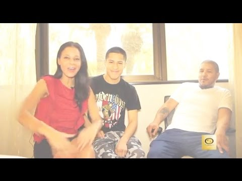 Drea Avent interviews Fernando Vargas (Part 2)