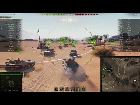 WoT T29 5917 DMG 2085 EXP 8 frags - Paris - игровое видео