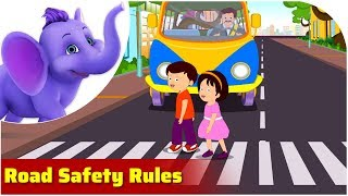 Road Safety Rules | Safety Rule Songs | 4K | Appu Series