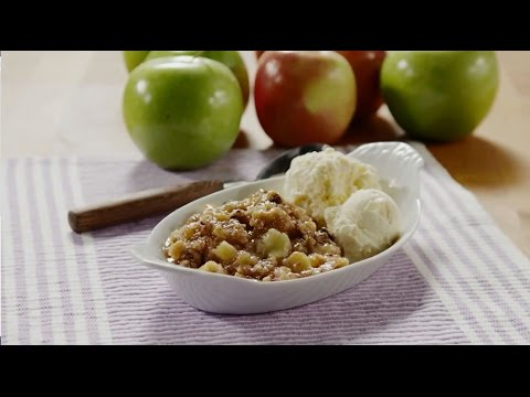 How to Make Slow Cooker Apple Crisp   Slow Cooker Recipes   Allrecipes.com