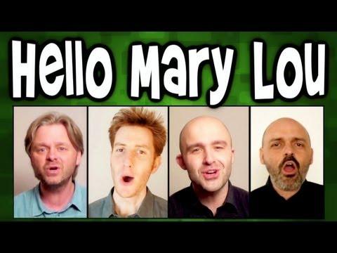Hello Mary Lou - Barbershop Quartet