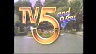 KENS-TV 5 San Antonio 1981 Station Promos and Station IDs
