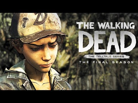 The Walking Dead: The Final Season Steam Key GLOBAL - video trailer