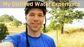 Distilled Water Benefits | My Personal Experience