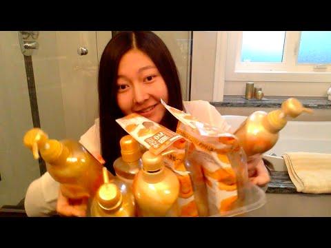 Hair Mask lebadura yogurt honey