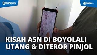 Kisah ASN di Boyolali Diteror Pinjol, Utang Rp600 Ribu Bengkak hingga Rp75 Juta dalam 2 Bulan