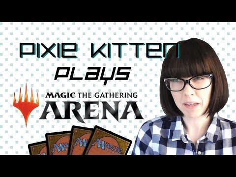 MtG Arena homebrew janky vampire deck: BLOOD FLOOD   Magic the Gathering   Pixie Kitten Plays