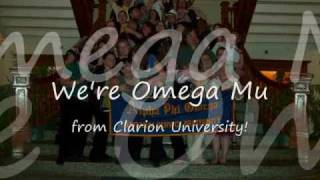 APO Omega Mu Roll Call NC2010