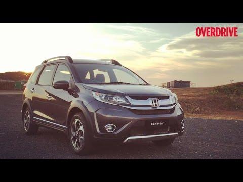 First Look: 2016 Honda BR-V