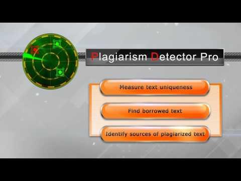 Plagiarism Detector Demo - Fast Plagiarism Check