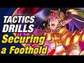 Fire Emblem Heroes - Tactics Drills: Grandmaster 47: Securing a Foothold [FEH]