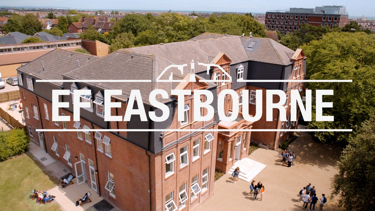 EF Eastbourne – Campus Tour