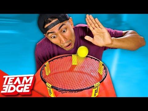 Tiny Spike Ball Challenge!!